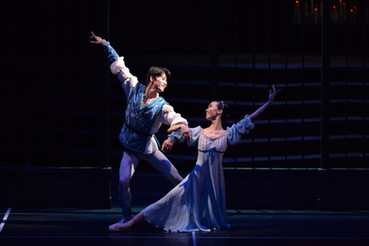 [中][Eng] 「傑出男舞蹈員演出」得主:沈杰《羅密歐與茱麗葉》OUTSTANDING PERFORMANCE BY A MALE DANCER FOR SHEN JIE IN ROMEO AND