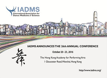 [ENG]The 2016 IADMS Conference in Hong Kong