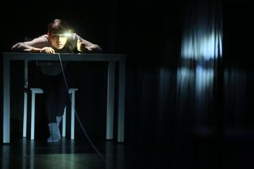 [中] 舞人習作2016(節目一)— 用概念構築三層輕紗