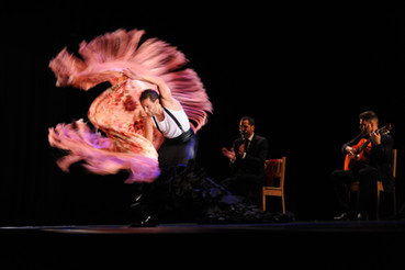 [ENG] House on Fire! - Review of Recital Flamenco