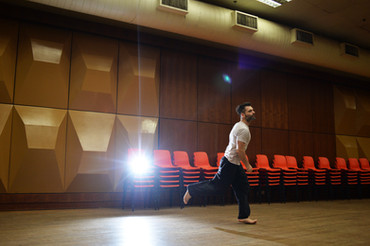[Eng] Searching for New Dynamics in Dance - Interview with Vangelis Legakis