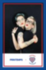animation borne selfie tattoo brasserie haussman printemp