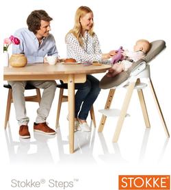 Stokke-Steps stol