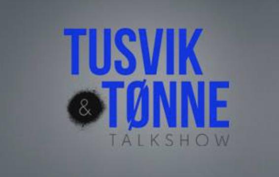 Tusvik og Tønne Talkshow