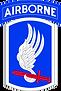 173rd Airborne Brigade insignia