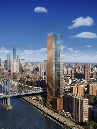 One Manhattan Square - New York, NY