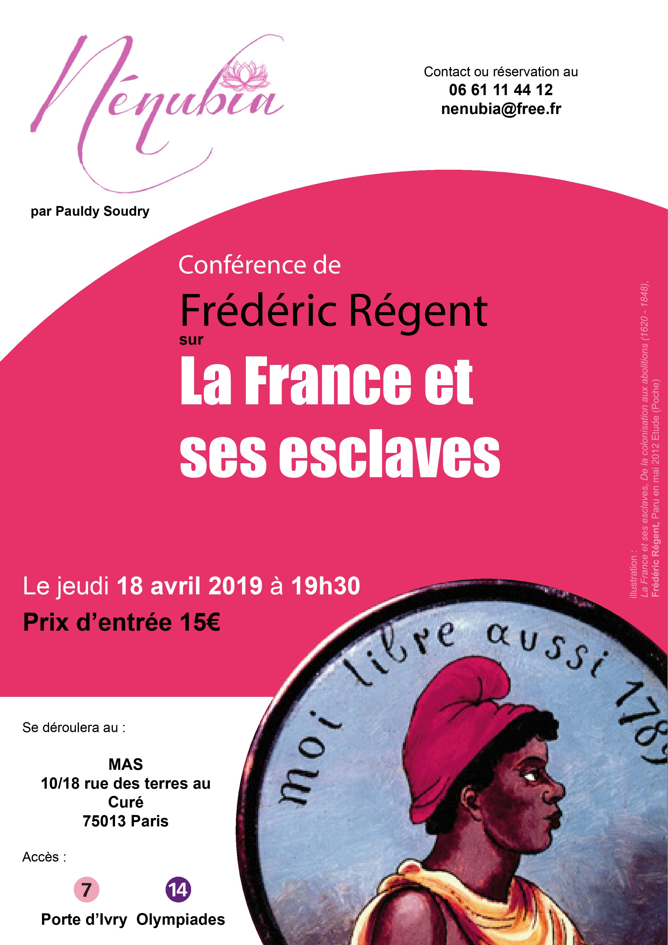 Conférence-nenubia-france-et-ses-esclave