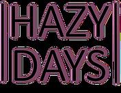 Hazy Days Logo.png