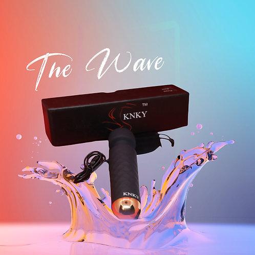 The Wave Massage Wand and Vibrator