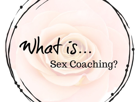 Who is a Sex Coach?