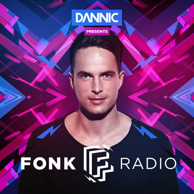 DANNIC SUPPORTED ROMA ON FONK RADIO !!!!