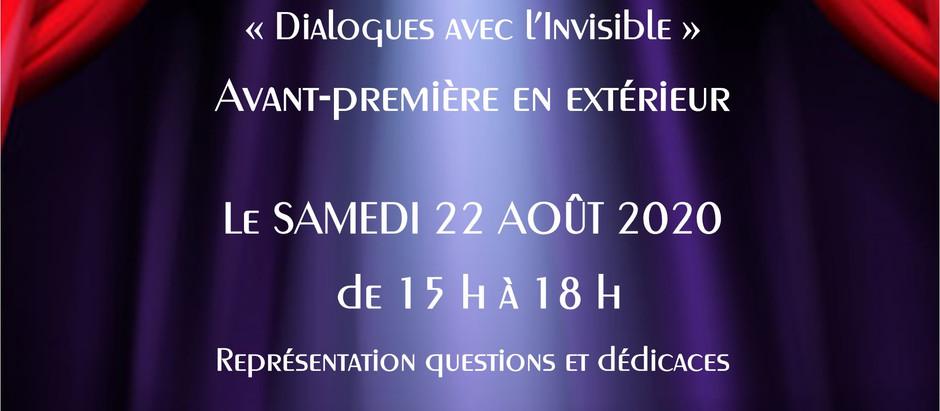 """Représentation Autobiographique inspiré du Livre """"Lettres à Louise : Dialogues avec l'Invisible"""""""