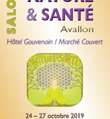 Salon Bien-être AVALLON 26 et 27 Octobre 2019