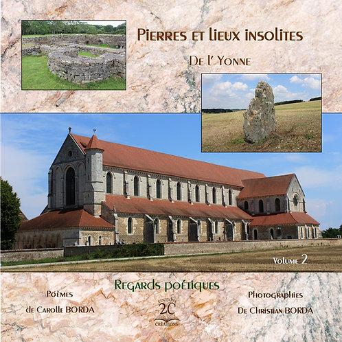 """""""Pierres et Lieux Insolites de l'Yonne V2"""""""