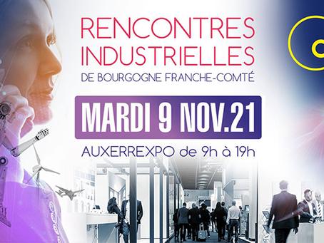 1ère Participation aux RIDY Bourgogne Franche Comté organisé par les CCI