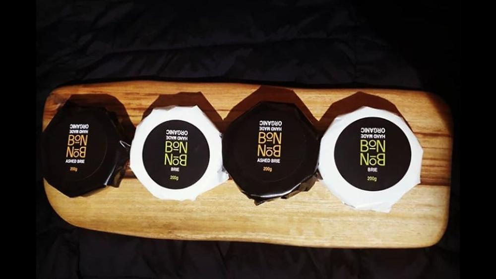 Bon Bon Cheese Label by KB Design