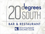 20˚ South Restaurant & Bar Branding