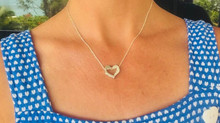 Heart Reef Logo - In a Necklace!