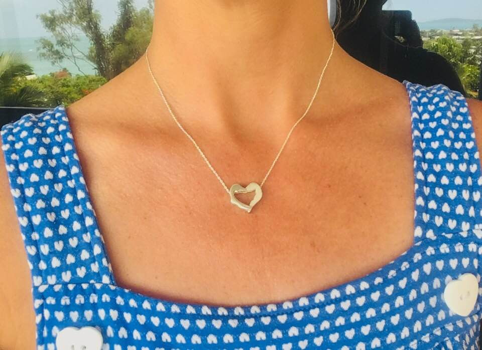 Heart of the Reef Necklace