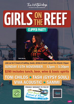 Girls on the Reef Promotion