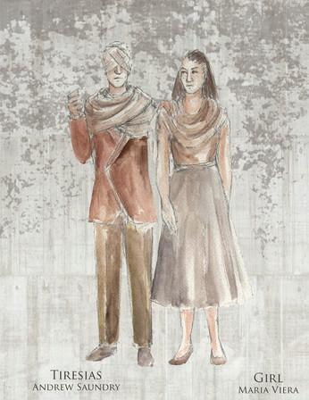 Tiresias and Girl