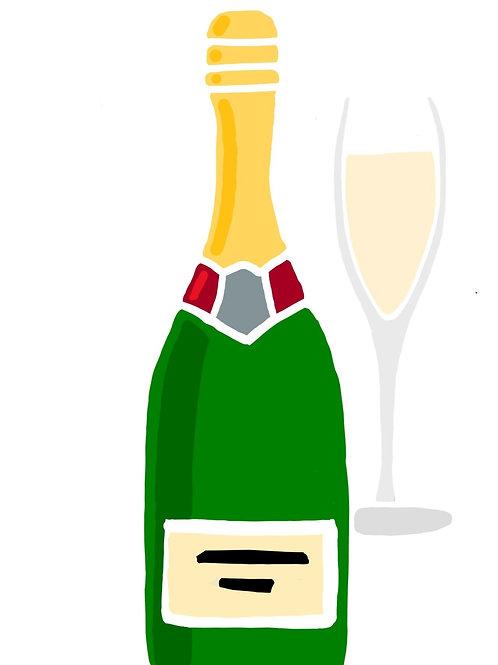 Pop a bottle & celebrate