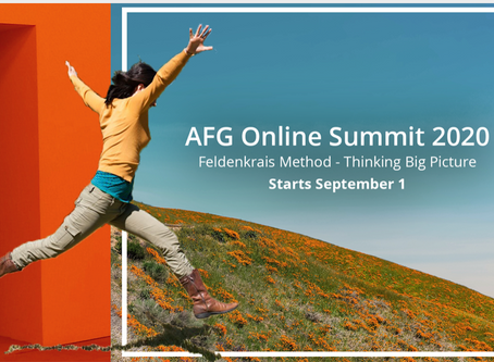 Support yourself with Feldenkrais Movement - FREE Online Special Summit