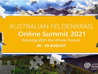 The Australian Feldenkrais Online Summit 2021 -- 20th to 29th August