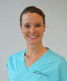 Tierärztin Dr. Romana Jäggi