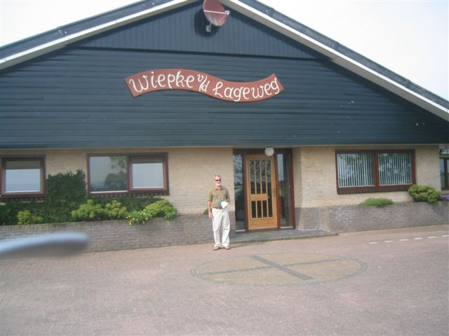 Visita ao VDL - Bears, Holanda 2014