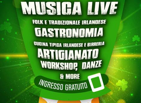 St. Patrick Irish Fest - Carroponte Milano