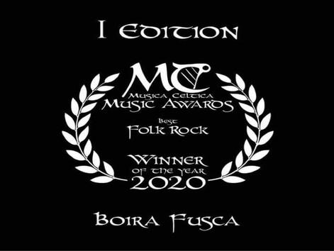 Musica Celtica - Music Awards