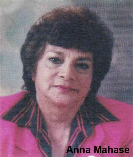 Anna Mahase