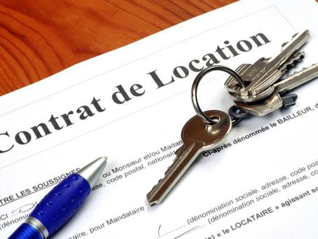 Bien rédiger un contrat de location de logement vide à usage de résidence principale.