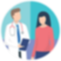 Icon doctor and patient.png