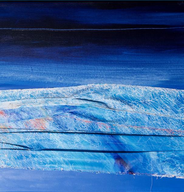 """Palancar Reef"" 24 x 24"