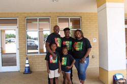 The Harris Family!