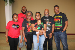 The Lauderdale Family...