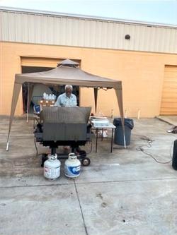 Master Chef Kelvin Vaughn