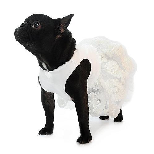 Brocade Bridal Dress