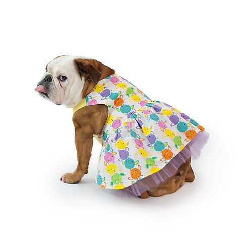 Chickadee Easter Dress