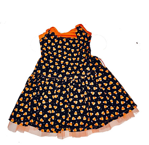 Cute Candy Corn Dress