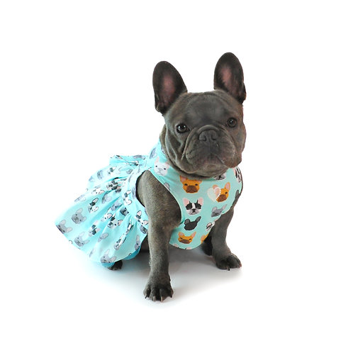 The Fabulous Frenchies Dress