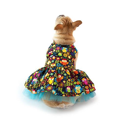 Princess Ariel Owl Dress