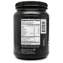 Plant Protein Supplement Facts