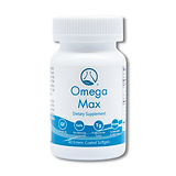 Omega Max fish oil supplement
