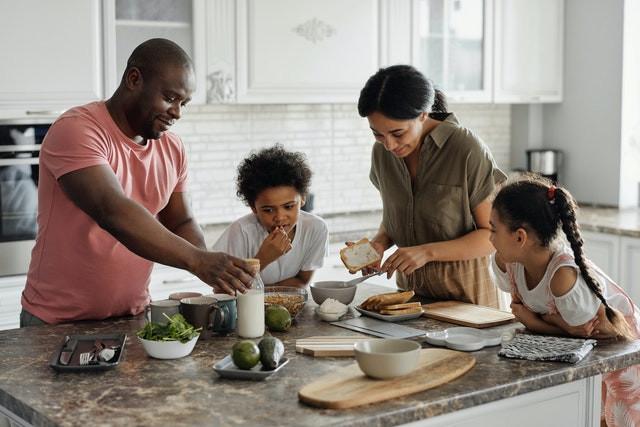 family breakfast keto diet