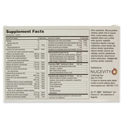 MM6™ for Men Supplement Facts