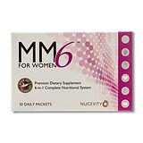 MM6 for Women multivitamin