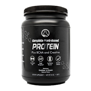 Complete Plant-Based Protein